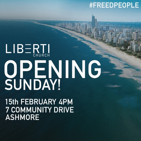 Opening Sunday SQR